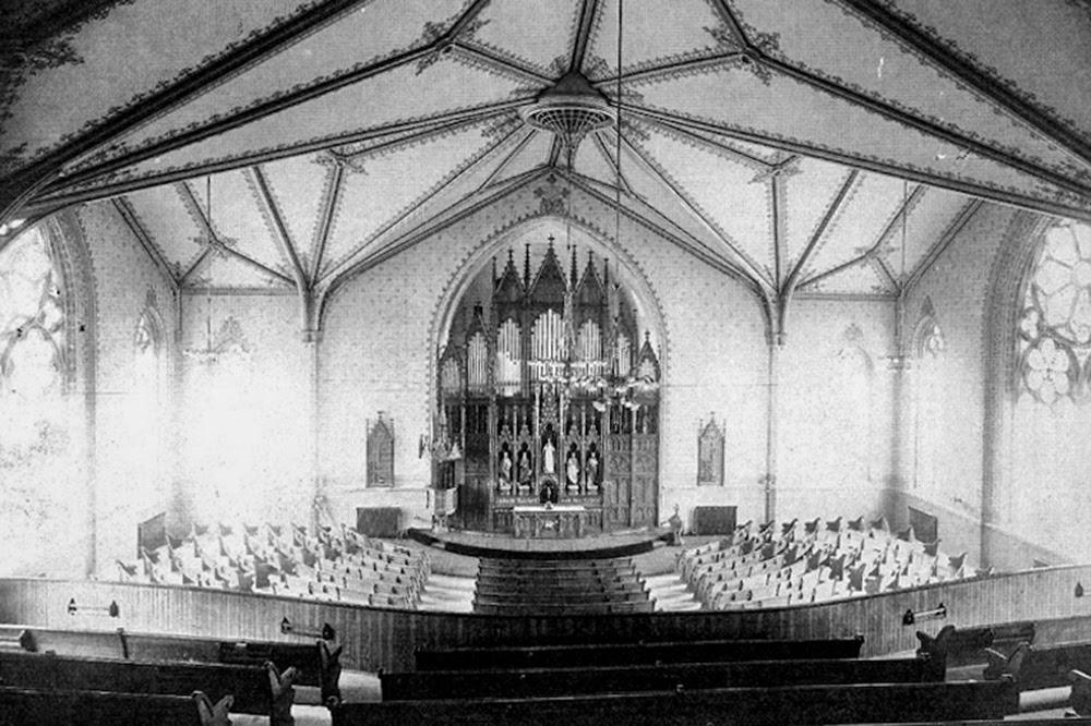 Bethlehem Lutheran Church Saint Louis © 2014 sublunar
