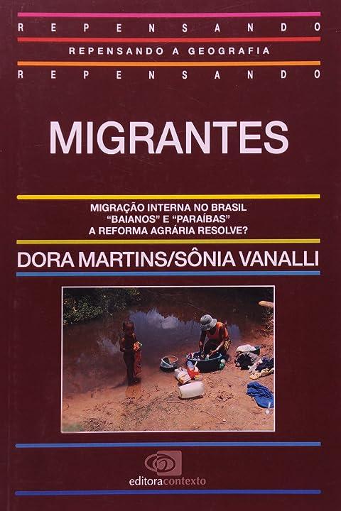 Resultado de imagem para migrantes dora martins