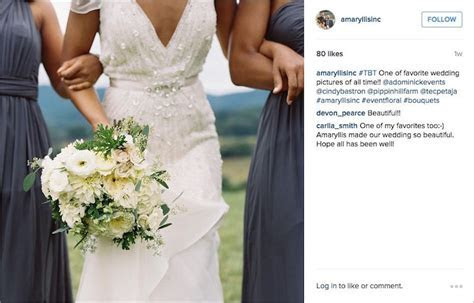 Wedding Instagram Inspiration from Planners