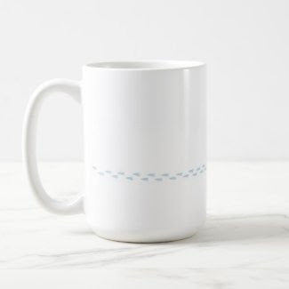 Penguin Prints Mug mug