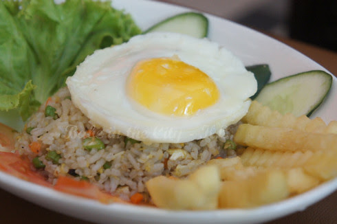 Kids Menu - Fried Rice