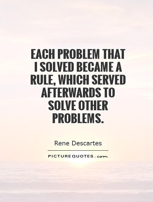 Inspirational Quotes About Problems. QuotesGram
