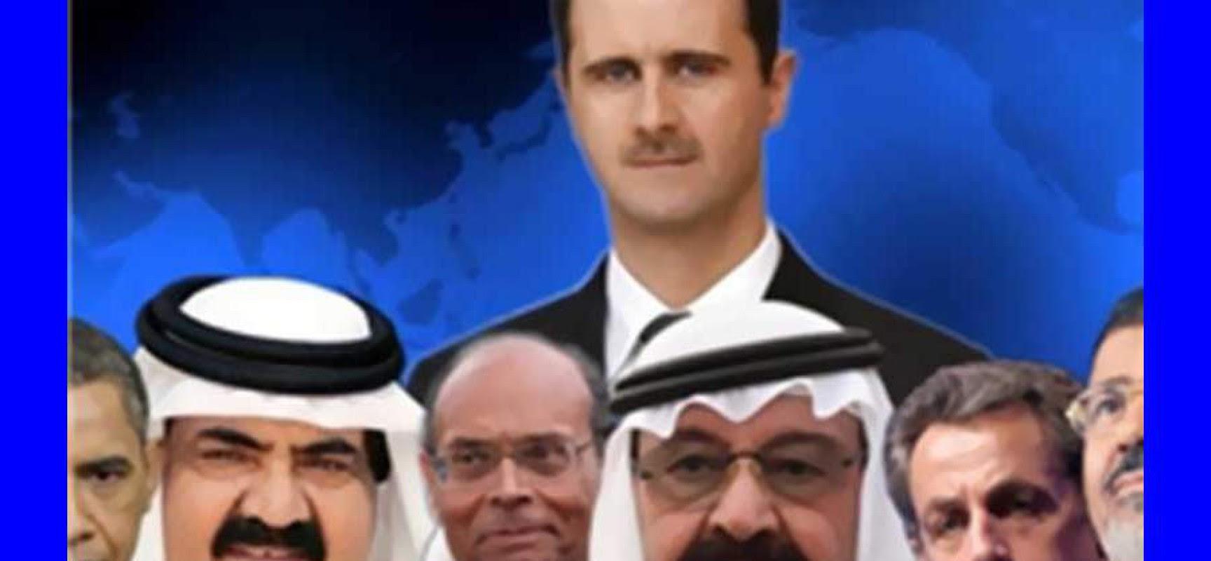 Nombre de présidents qui souhaitaient le départ de Assad ont quitté le pouvoir