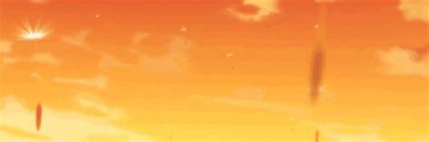 orange anime headers tumblr