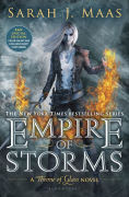 Title: Empire of Storms (B&N Exclusive Edition) (Throne of Glass Series #5), Author: Sarah J. Maas