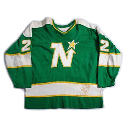 Minnesota North Stars 73-74 jersey, Minnesota North Stars 73-74 jersey