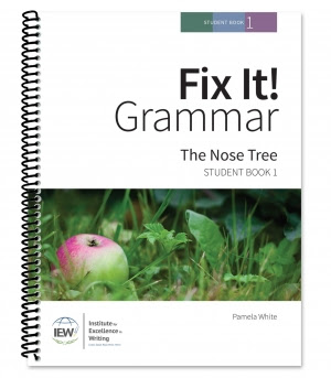 http://iew.com/shop/products/fix-it-grammar-nose-tree-student-book-1
