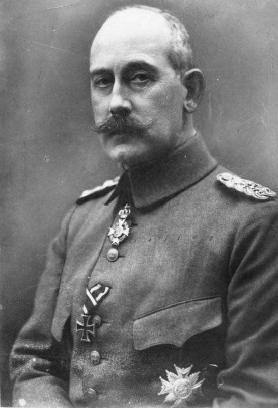 Prinz Maximilian Alexander Friedrich Wilhelm von Baden