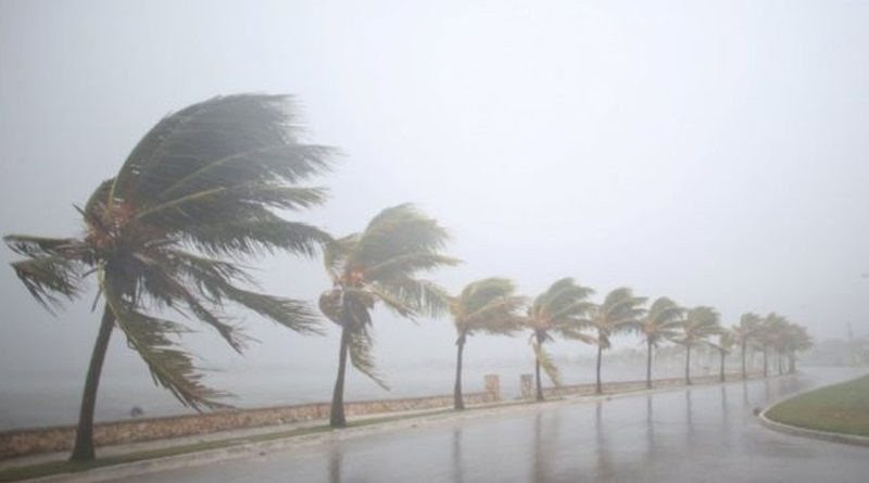 Strong winds expected in the coastal belt