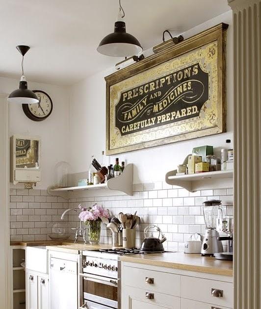 Come arredare una cucina in stile vintage anni 39 50 39 60 39 70 39 80 e 39 90 - Cucina stile anni 50 ...