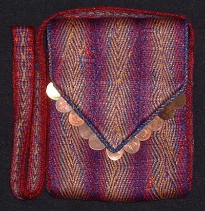 cardwoven bag