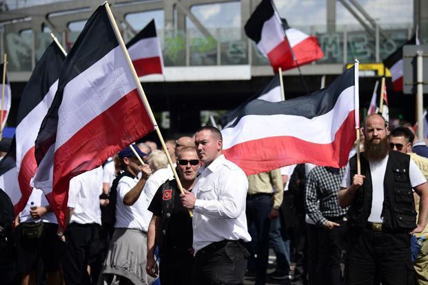 Violência Neo-fascista na Alemanha