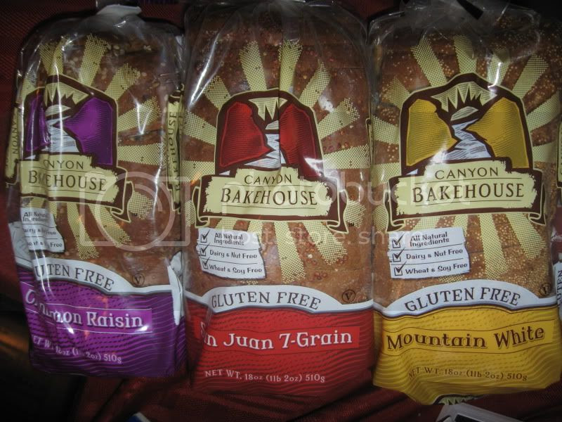 Canyon Bakehouse Gluten Free Breads Review