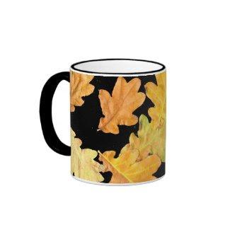 'Autumn Leaves' Coffee Mug mug