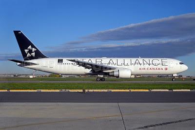 Air Canada Boeing 767-333 ER C-FMWY (msn 25587) (Star Alliance - 15 Years 1997 - 2012) YYZ (TMK Photography). Image: 909850.