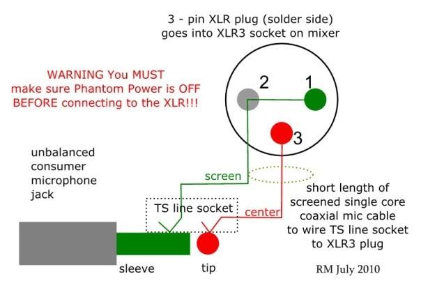 3 Pin Mic Wiring Diagram Zip Download Pig5mb