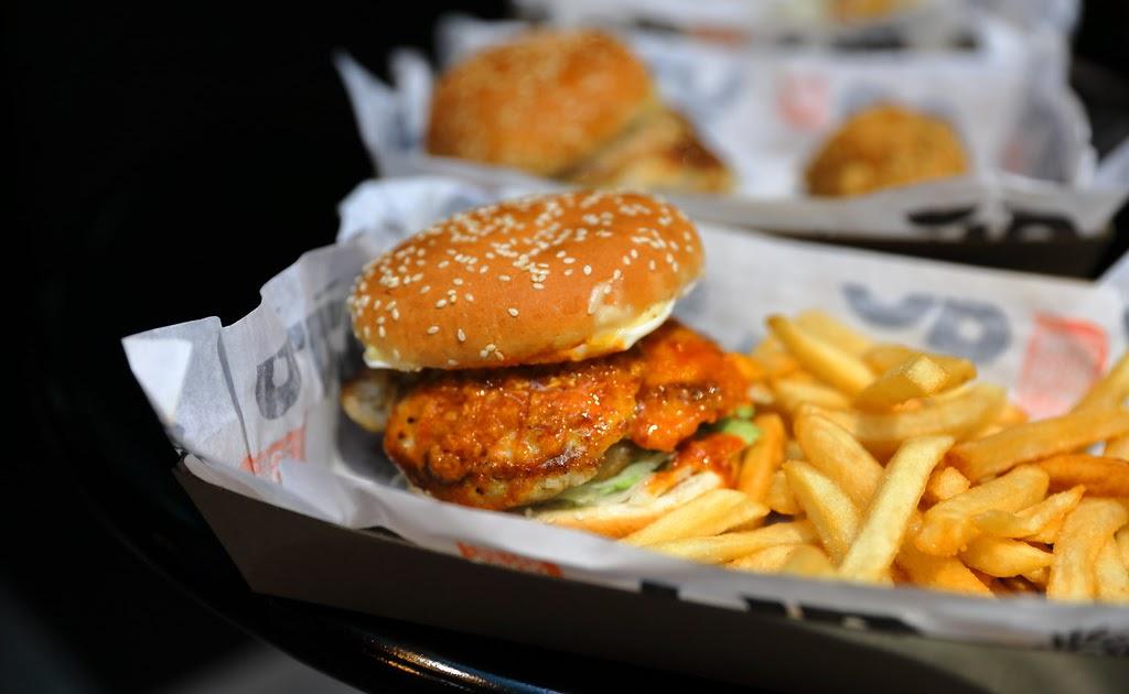 Fast Food Choice Crossword Clue