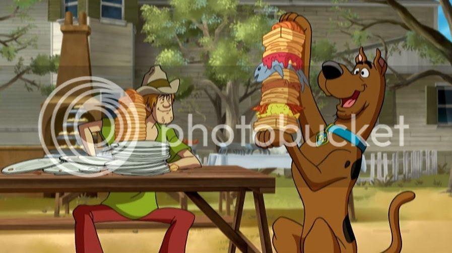 Shaggy Scooby Doo