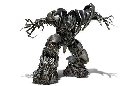 HD Transformers: Revenge of the Fallen with Megatron