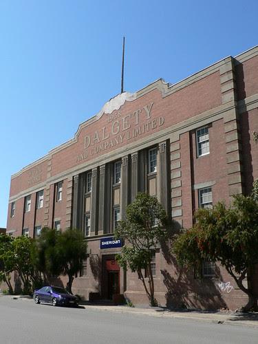 Dalgety Wool Store, Port Adelaide