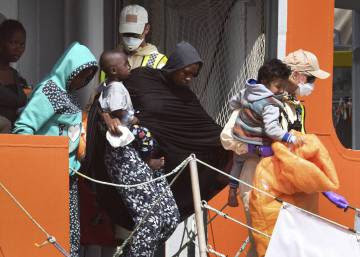 La crisis migratoria se agrava y desborda a Italia