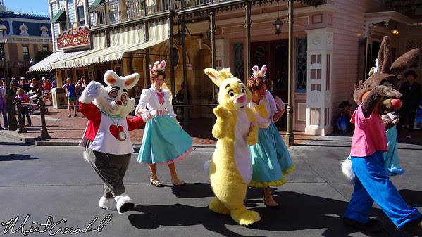 Disneyland, Easter, Bunny Hop, Limited Time Magic