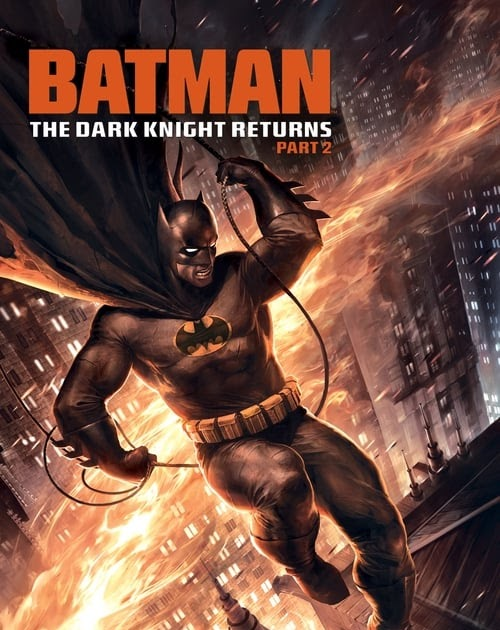 Batman The Dark Knight Returns Stream German