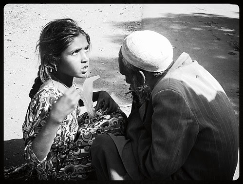 Grandpa..How Many Times I Have Told You Not To Smoke by firoze shakir photographerno1