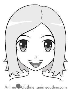 draw anime mouths   draw anime  manga