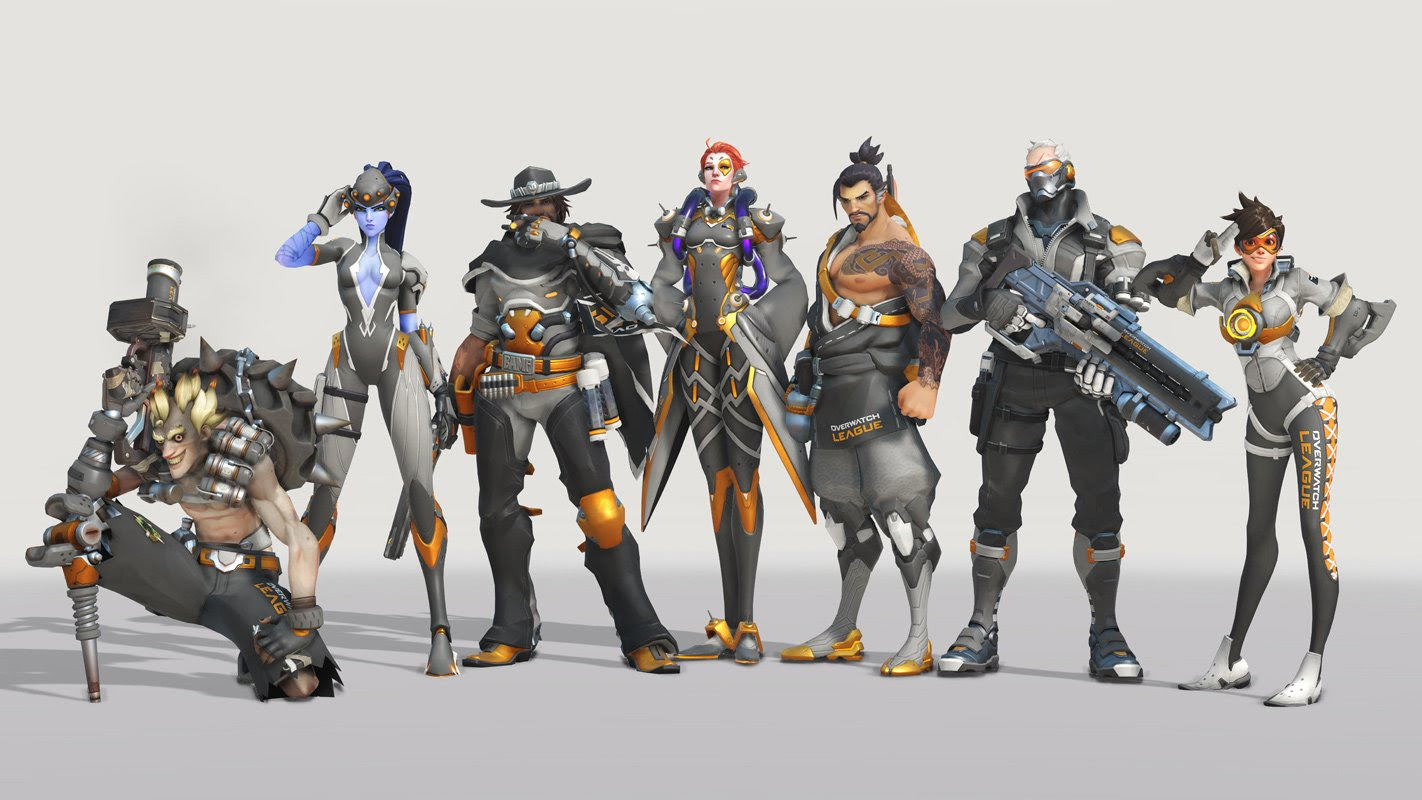 The Overwatch League returns today and you can earn tokens by watching screenshot