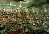 Paolo Veronese (Caliari) Allegory of the Battle of Lepanto 29x20 [Kitchen]