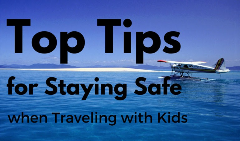 travel safe with kids