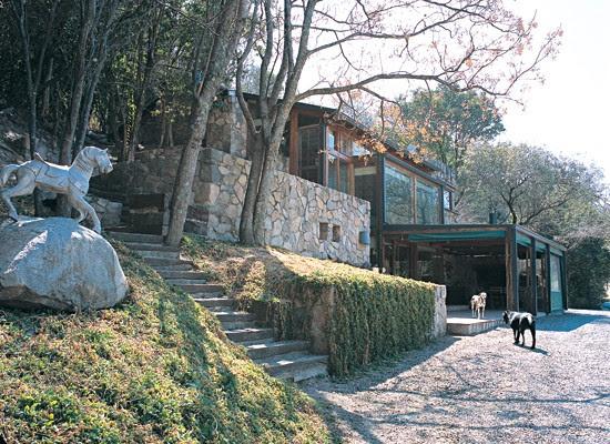 Casa en Unquillo - Daniel Nasjleti,decoracion, diseño,idea,color