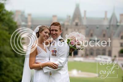 Wedding portrait at Diana Biltmore Estate
