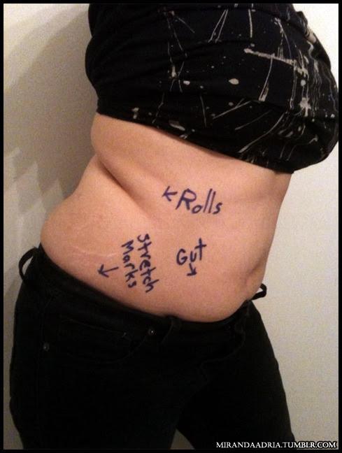 I Hate My Body Tumblr Traffic Club