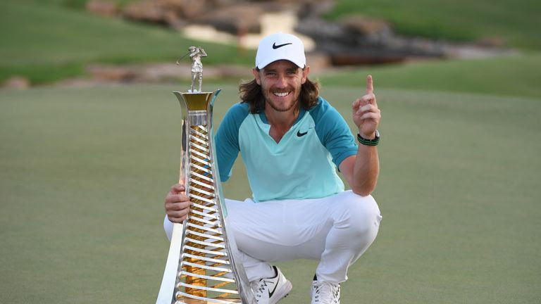 Tommy Fleetwood 'is a deserving European No 1'