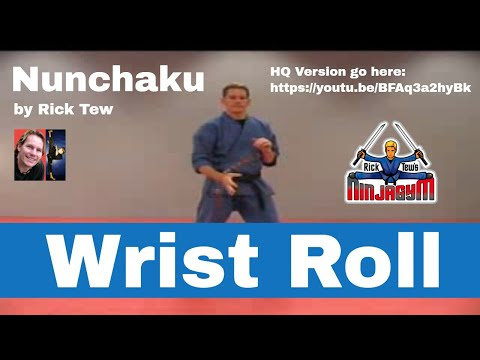 "Teknik Dasar Nunchaku/Double Stick ""Teknik Menggulung"""