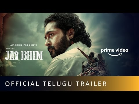 Jai Bhim Telugu Movie Trailer