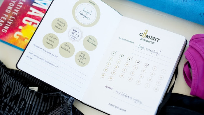 Commit30 Planner: Small Steps = Big Results! by Jenny Newcomer ...