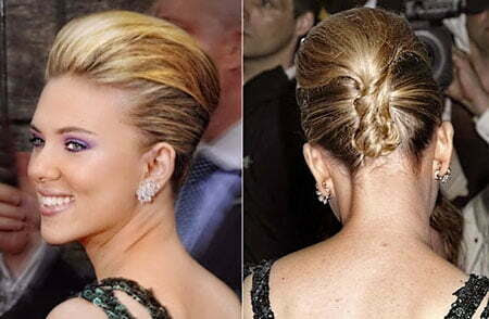 Wedding Hairstyles for Short Hair 2014_5