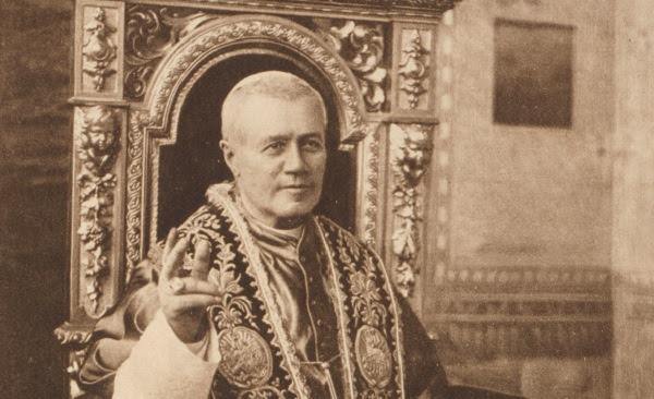Znalezione obrazy dla zapytania modernizm potępiony przez papieży