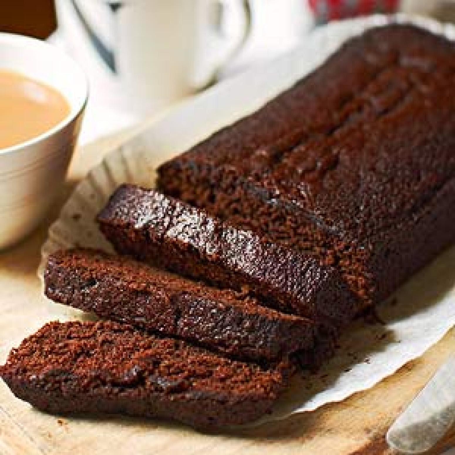 Chocolate Orange Loaf Cake Recipe | Just A Pinch Recipes