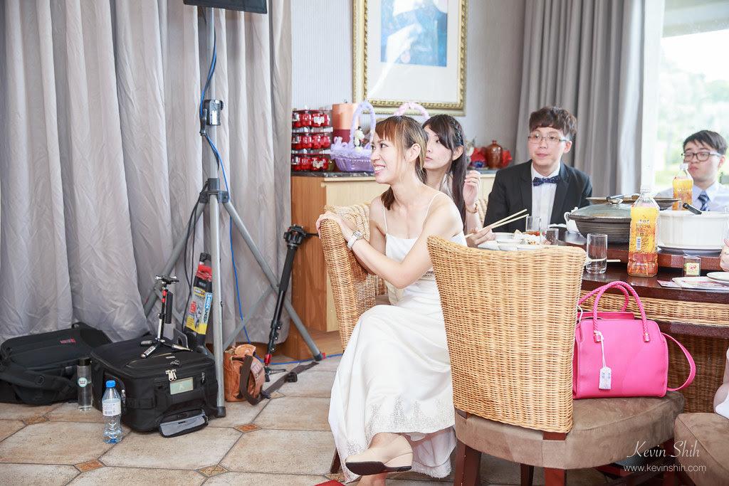 南峰高爾夫球場-婚禮攝影