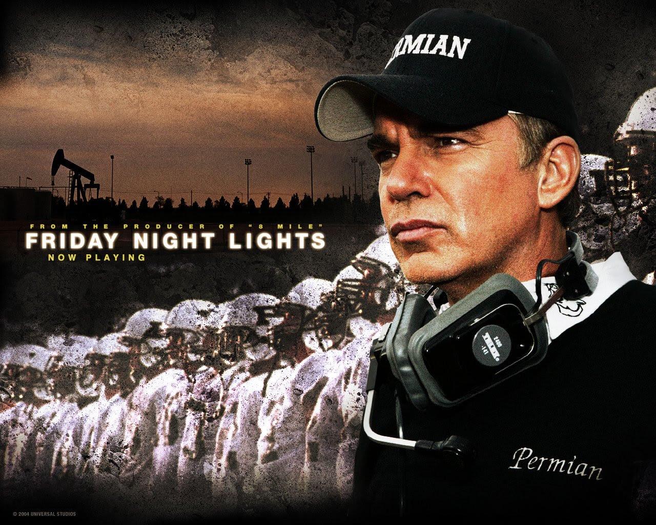 Billy Bob Thornton in Friday Night Lights Wallpaper