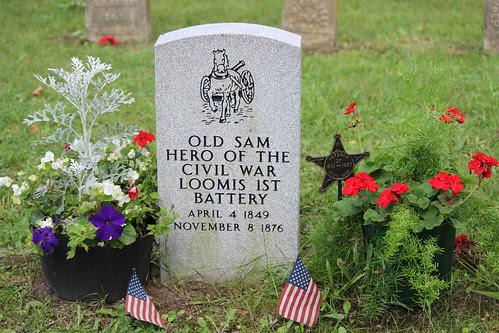 IMG_0934_Old_Sam_Gravesite_in_Oak_Grove_Cemetery_Coldwater_MI