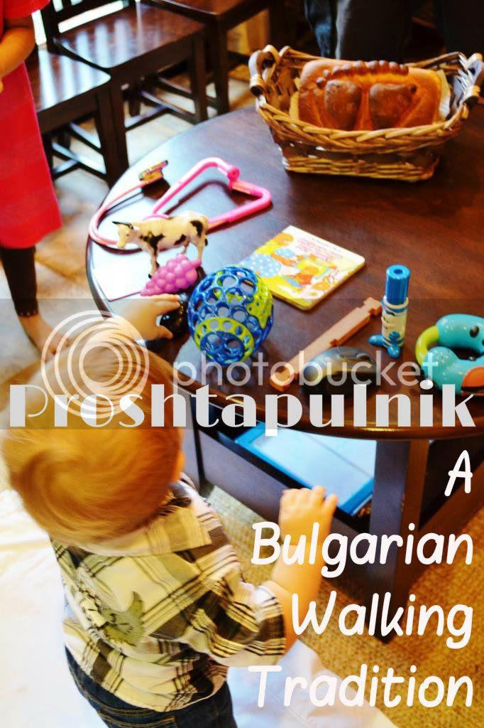 Proshtapulnik - A Bulgarian Walking Tradition