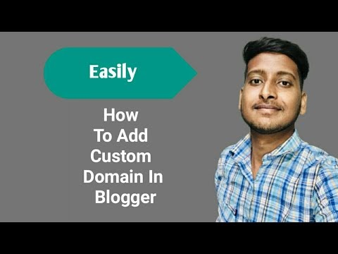 How to connect A Namecheap Domain with Blogger