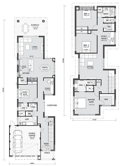 storey irregular commercial building plan