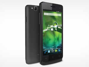 Lava Iris 414 smartphone launched at Rs 4,049