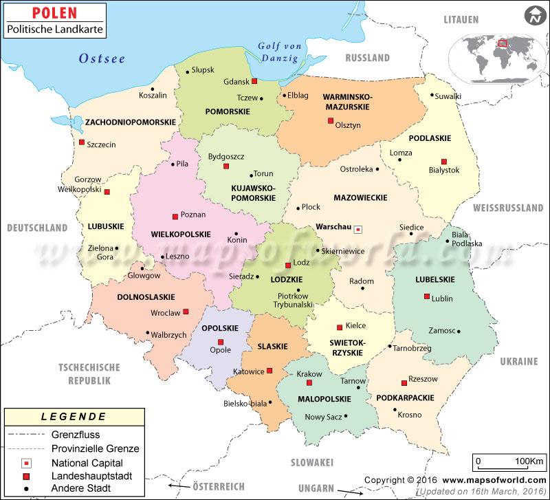 Proxy Polen